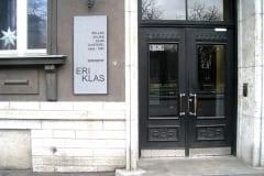 MÄLESTUSTAHVEL dirigent ERI KLAS´ile 2015 graniit 136 x 60 cm - Gonsiori 17, Tallinn, Eesti  <br/>A memorial tablet to a conductor ERI KLAS 2015 granit 130 x 60 cm - Gonsiori 17, Tallinn, Estonia