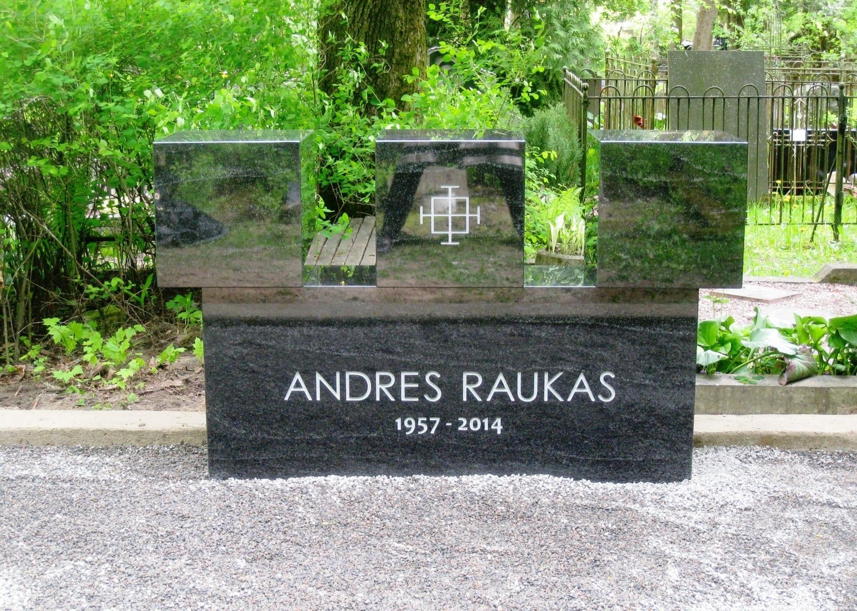 2015 Siselinna kalmistu, Tallinn