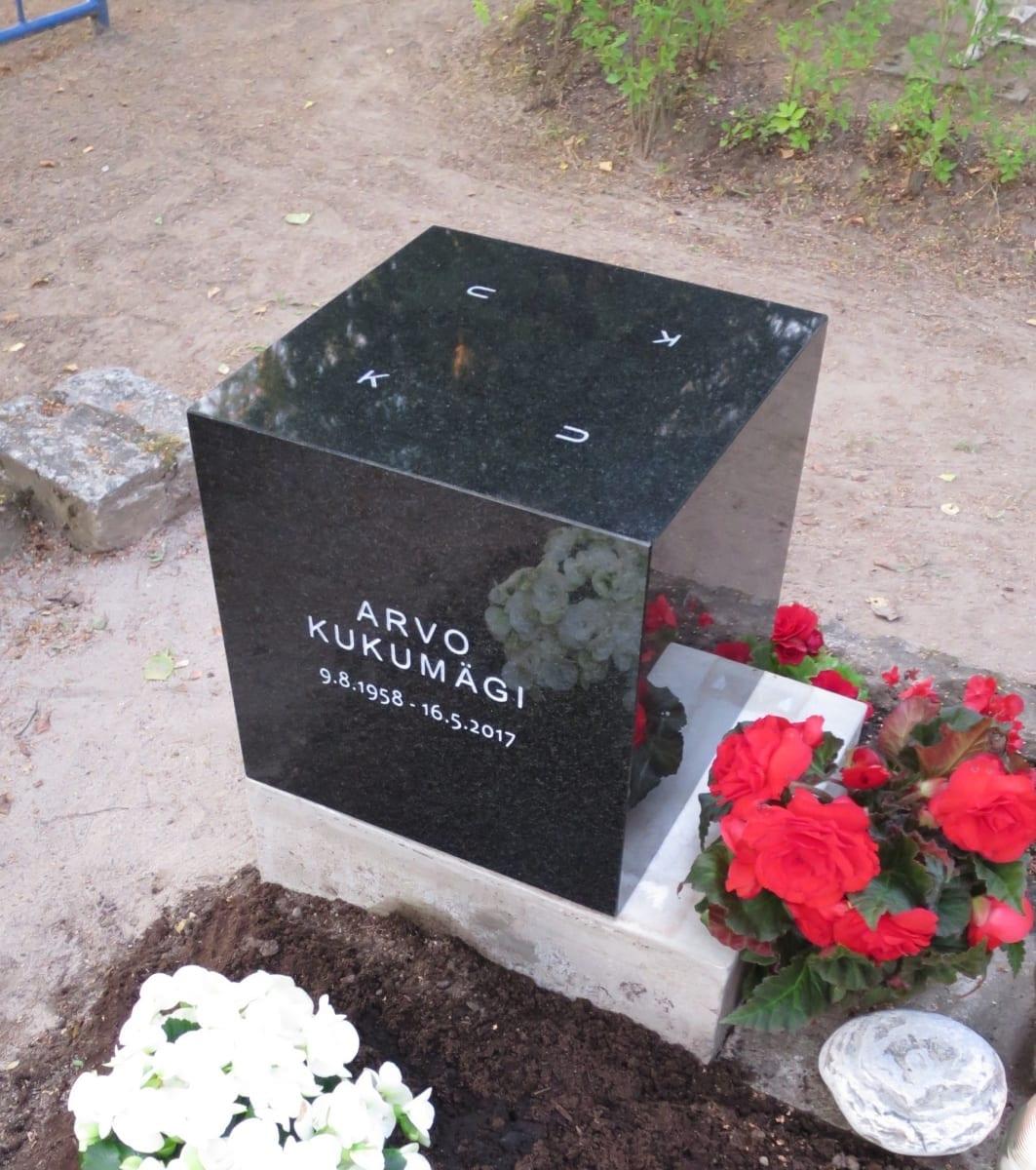 2018 Saatse kalmistu