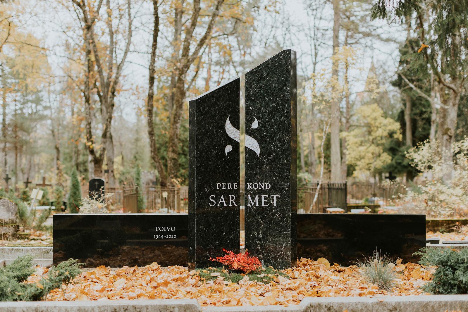 2021 Rahumäe kalmistu