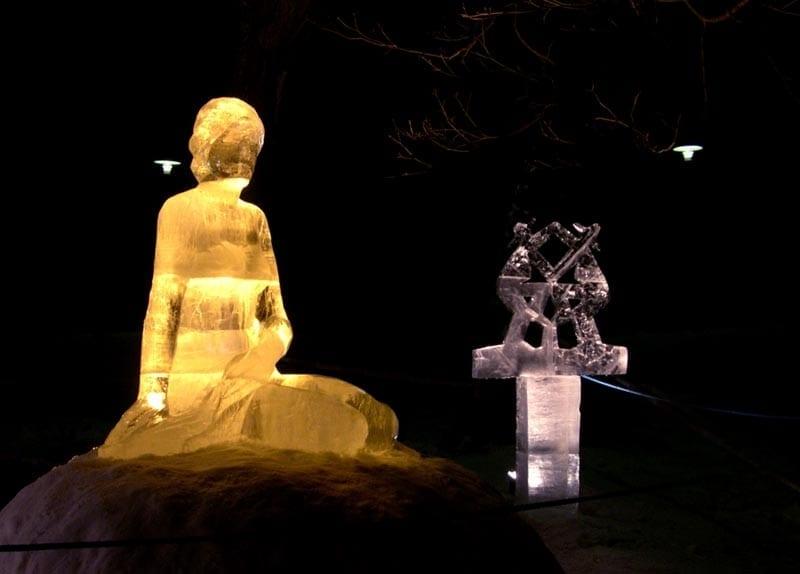 """""""MERINEITSI"""" 2005 Tallinn, Eesti  <br/>""""MERMAID"""" 2005 Tallinn, Estonia"""