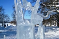 """AMAZON"" 2011 h= 2,8 m Lappeenranta, Soome  <br/>""AMAZON"" 2011 h= 2,8 m Lappeenranta, Finland"