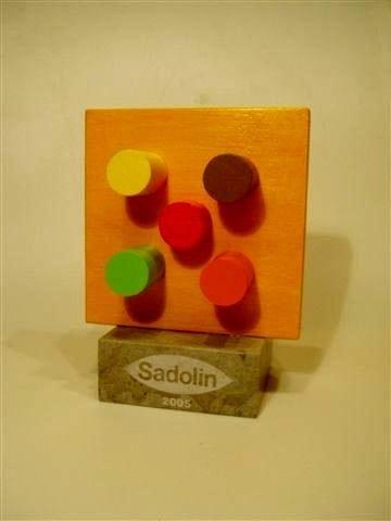 SADOLIN 2005 paekivi, puu  <br/>For SADOLIN 2005 wood, limestone