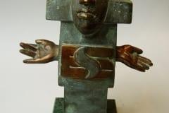 Kujuke SADOLINILE 1997 pronks, marmor <br/> For SADOLIN 1997 bronze, marble