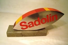 SADOLIN 2011 paekivi, metall <br/> For SADOLIN 2011 limestone, metal