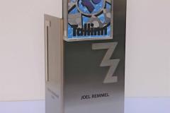 Jazziauhind 2020 roostevaba teras, plastik<br/>Jazzaward 2020 stainless steel, plastic