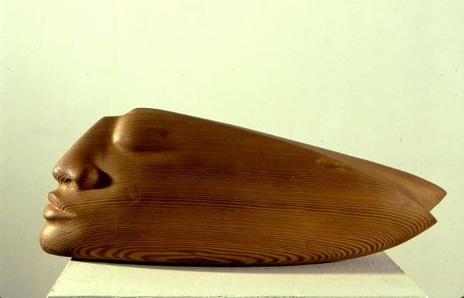 """TUUL"" 1992 puu  <br/>""WIND"" 1992 wood"