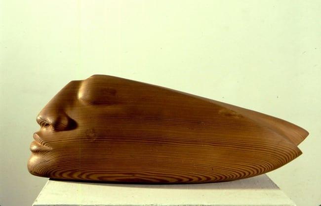 """""""TUUL"""" 1992 puu  <br/>""""WIND"""" 1992 wood"""