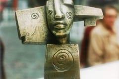 """KAITSJA"" 1994 pronks  <br/>""PROTECTOR"" 1994 bronze"