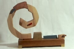 """""""ARENG"""" 1995 puu """"DEVELOPMENT"""" wood"""